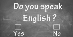 B.english